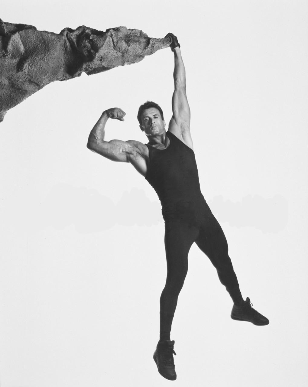Cliffhanger Stallone