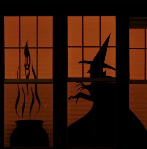 Halloween Silhouettes – Craig Zablo