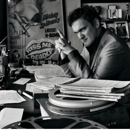 5 Screenwriting Lessons from Quentin Tarantino