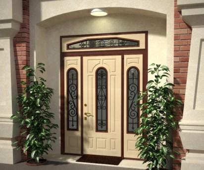 двери со стелопакетом