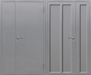 дверь тамбурный установка