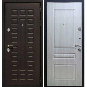 входные цльногнутые двери +Мдф под заказ