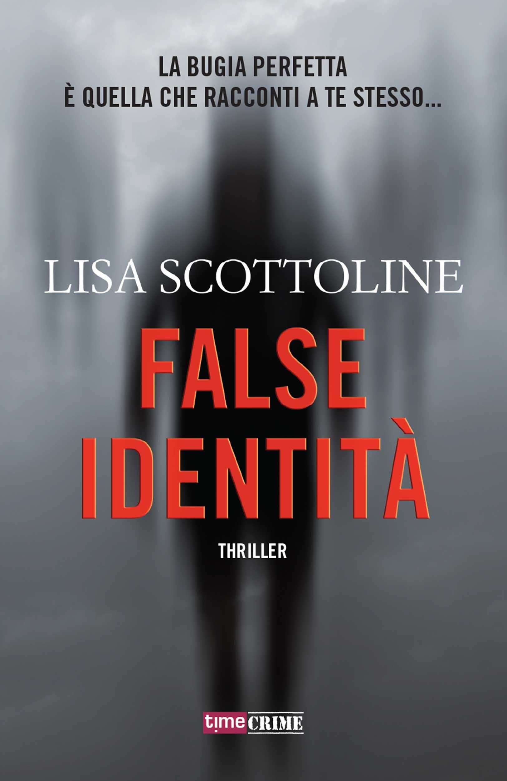 Risultati immagini per False identità time crime