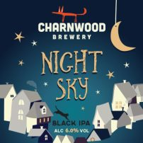 Night-Sky-Square-Charnwood-Brewery-pump-clip-480x480