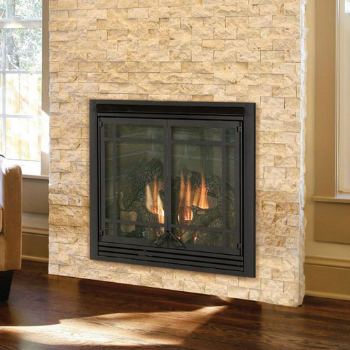 Peninsula Gas Fireplace Kozy Heat - Thief River Falls - Stamford Fireplace
