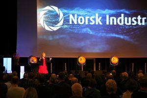 Industri Futurum i 2017. Foto: Norsk Industri.