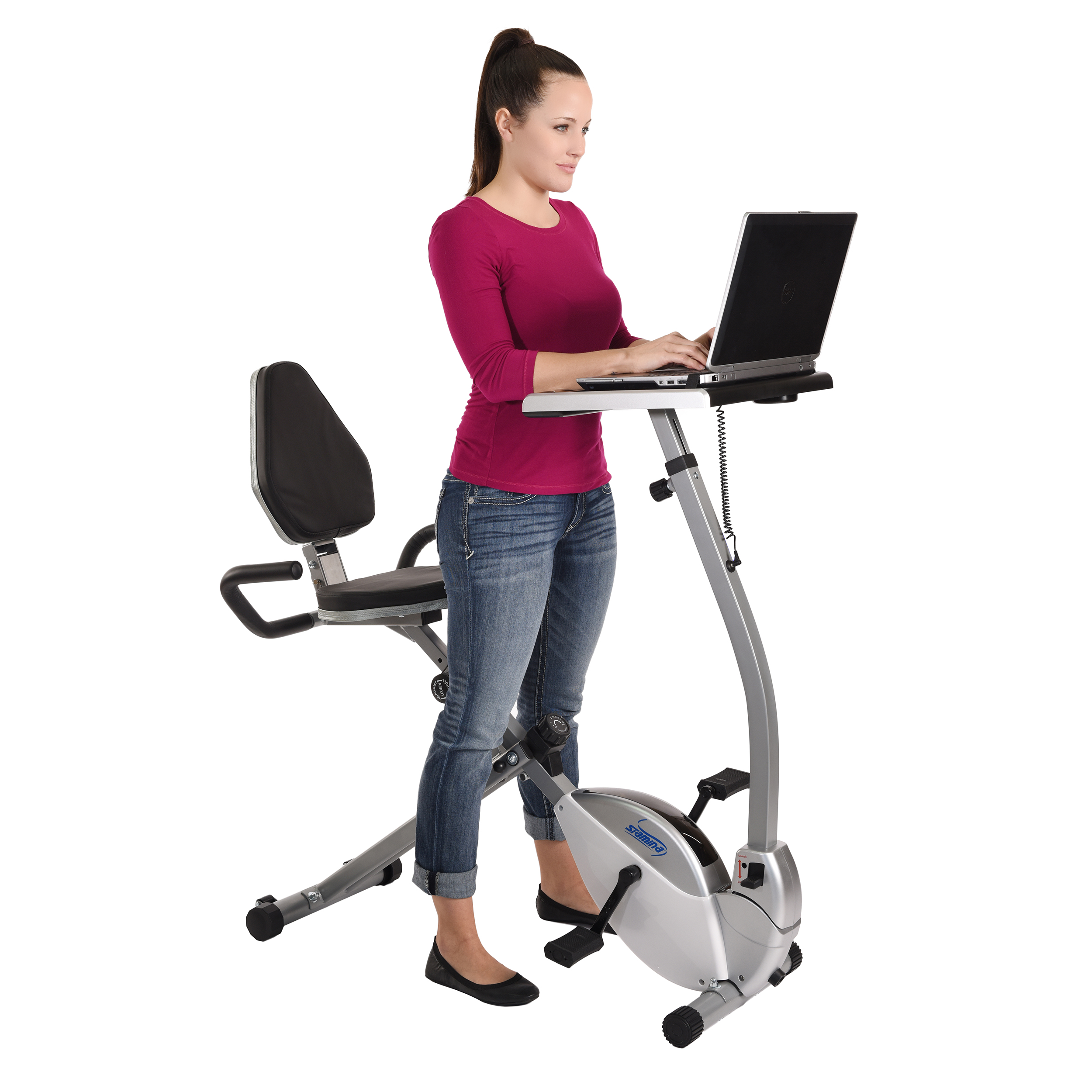 office chair rowing walgreens transport lightweight stamina 2 in 1 recumbent exercise bike products
