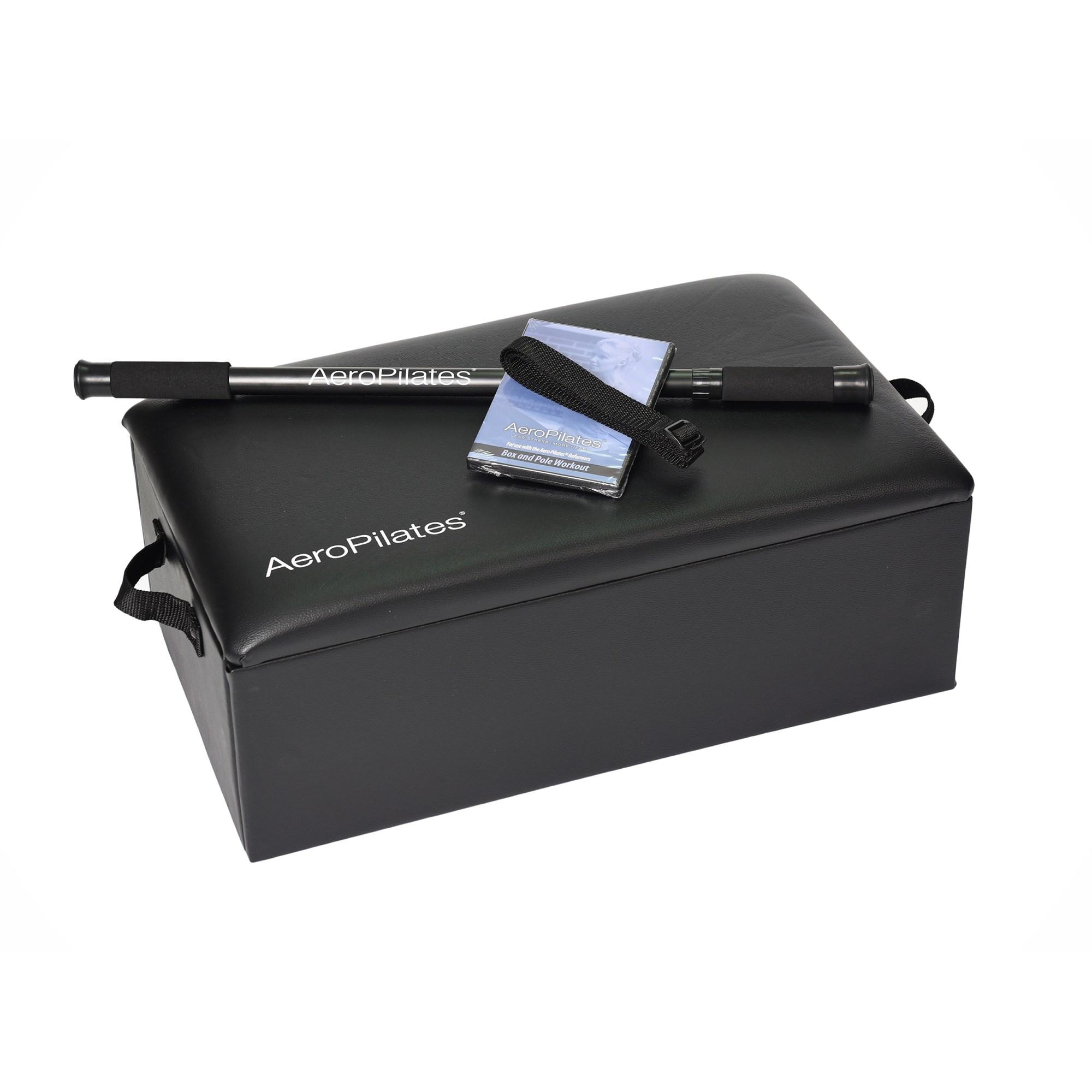 hight resolution of aeropilates box and pole