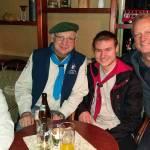 Reiner Blüchel feierte seinen 50.