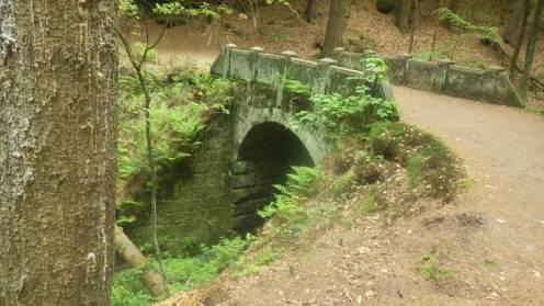 Eine Brücke die ewig wärt