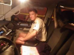 Unser Navigator vor der Arbeit