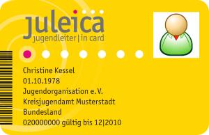 Juleica_Muster_2009
