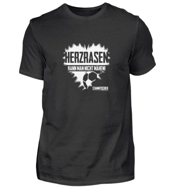 Herzrasen - Shirt - Herren Shirt-16