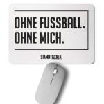 Fussball – Mousepad