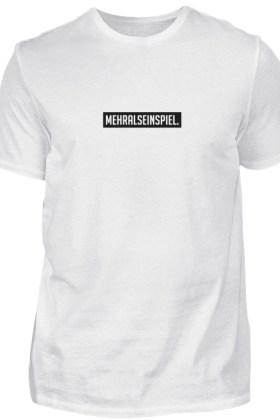 Spiel x Backprint – Shirt