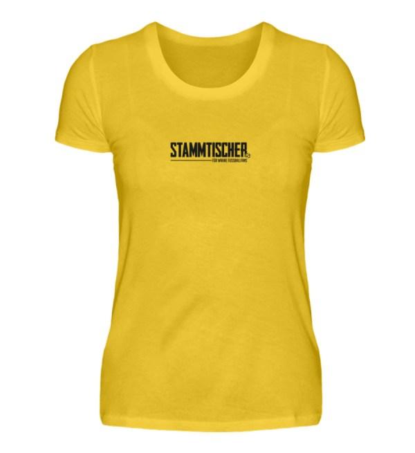 Stammtischer - Damen Shirt - Damenshirt-3201