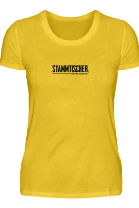 stammtischer – Frauen Shirt