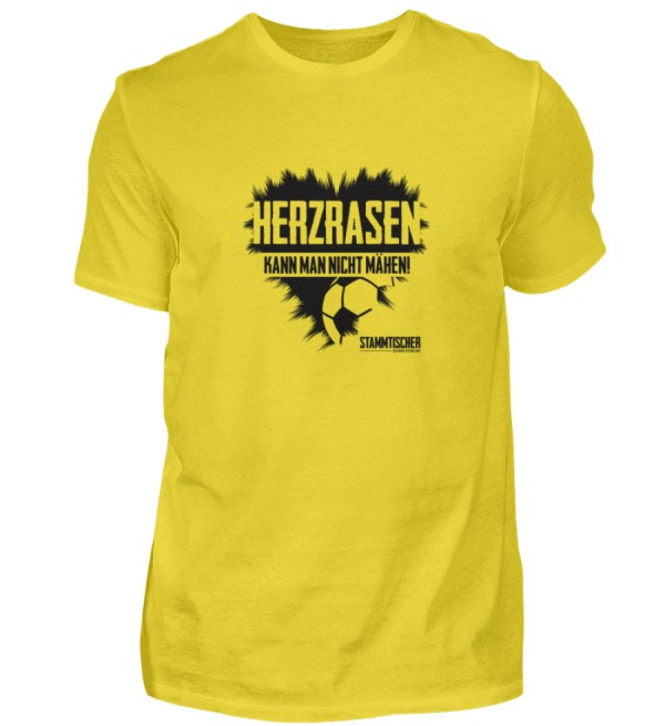 Herzrasen - Shirt - Herren Shirt-1102