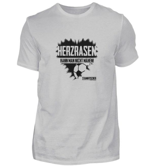 Herzrasen - Shirt - Herren Shirt-1157