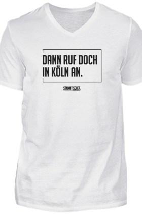 Köln – V-Neck Shirt
