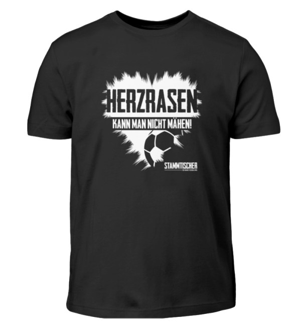 Herzrasen - Kinder Shirt - Kinder T-Shirt-16