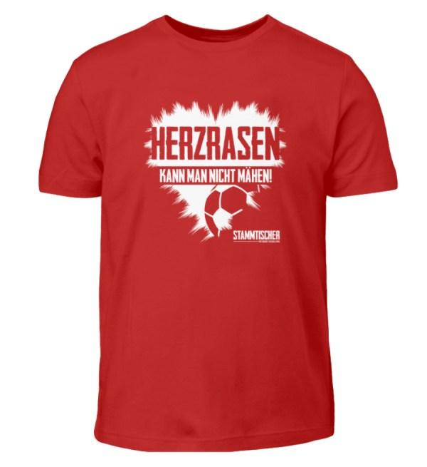 Herzrasen - Kinder Shirt - Kinder T-Shirt-4