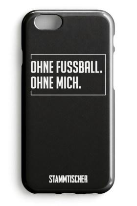Fussball – I-Phone Handyhülle