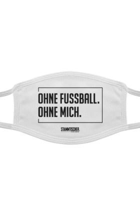 Fussball – Gesichtsmaske