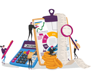 bookkeeping to trial balance