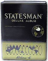 The Statesman Album has been expanded and now divided in 2 volumes. Each volume has more than 16