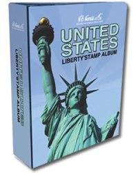 Liberty U.S. Stamp Albums