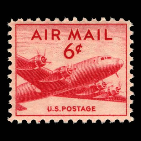 U.S. Airmail Stamp C39