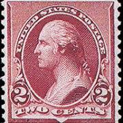 2¢ Washington - lake