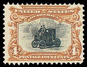 4¢ Automobile