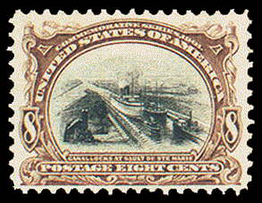8¢ Canal at Sault St. Marie