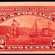 2¢ S.S. Clermont Imperforate