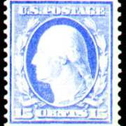 15¢ Washington - ultramarine