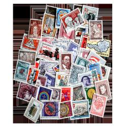 50 Different Austria Commemoratives