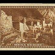 4¢ Mesa Verde