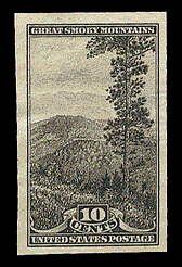 10¢ Great Smoky Mountains