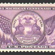 3¢ Michigan