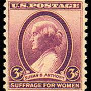 3¢ Suffrage for Women
