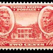 2¢ carmine