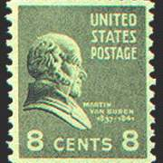 8¢ Van Buren