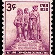 3¢ N. W. Territory
