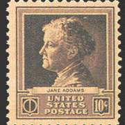 10¢ Jane Addams