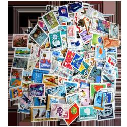 Maps and Globes Topical Postage Stamp Collection 100 pc