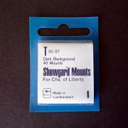 Showgard Stamp Mounts size T