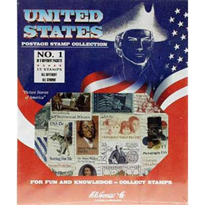 Free U.S. Stamp collection with Stamps On Approval Signup