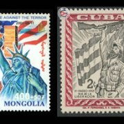 Politics on stamps - Political stamp collecting